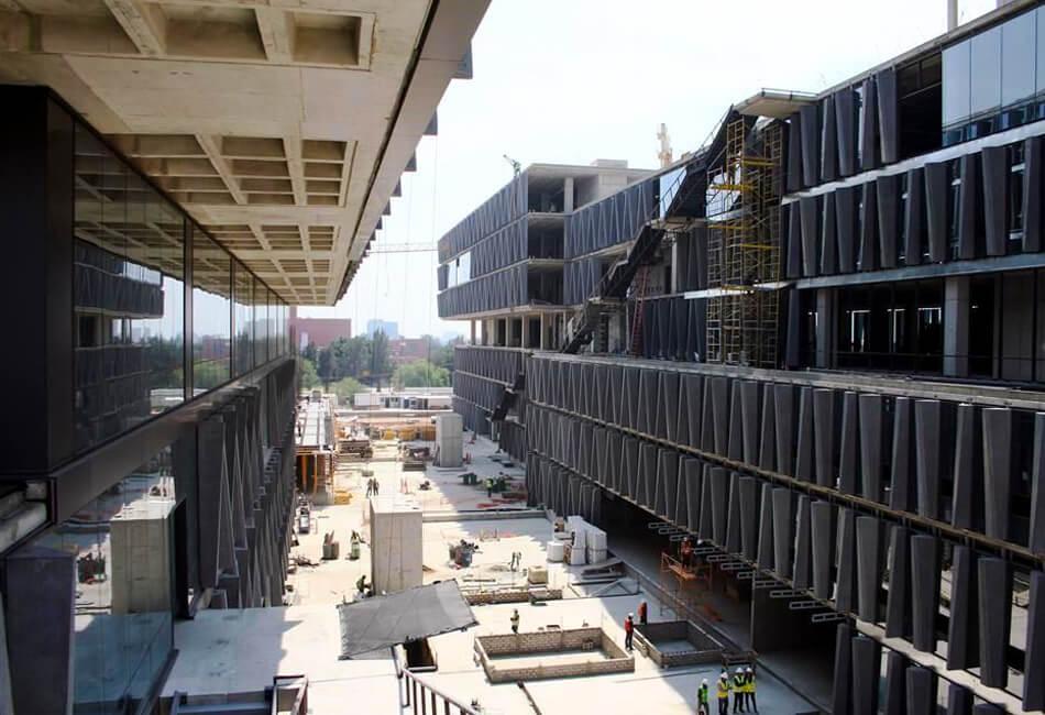 Construccion Distrito de la Perla