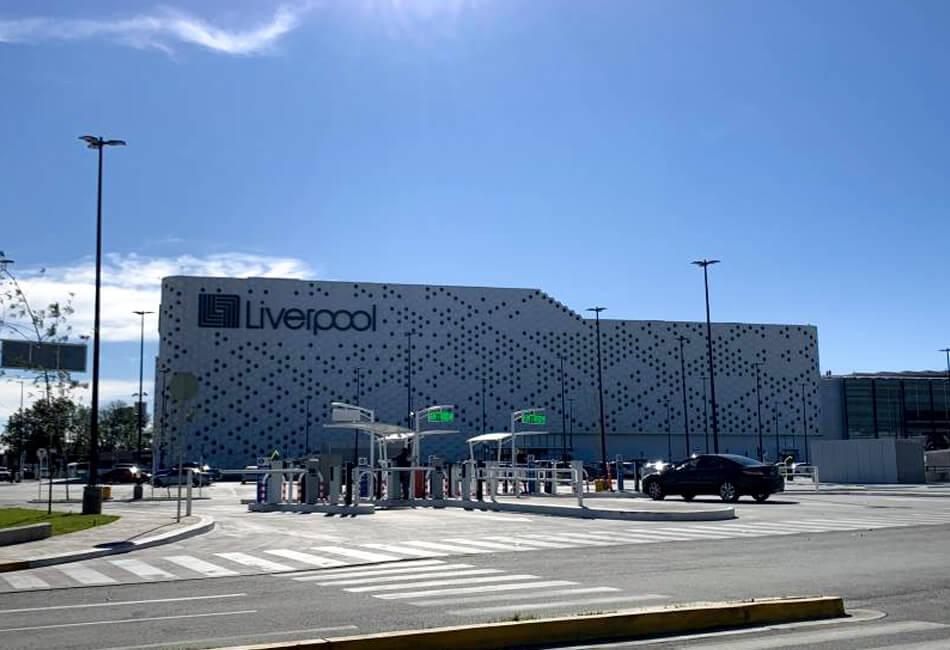 Construccion Galerias Sur de Jalisco